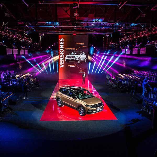 Presentacion Volkswagen T-Cross
